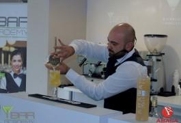 Luigi Cangianiello, Village Lounge Bar, Formazione, iBar Academy