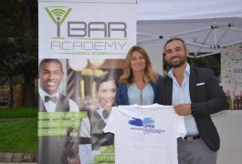 Progetto Catering, Onlus Open Oncologia, iBar Academy Assessore Villani